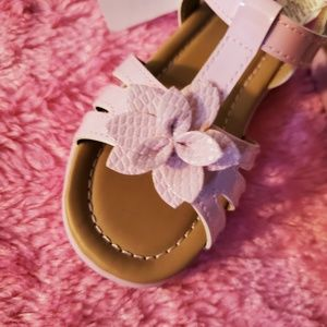 KoalaKids Girl Sandals Size 7